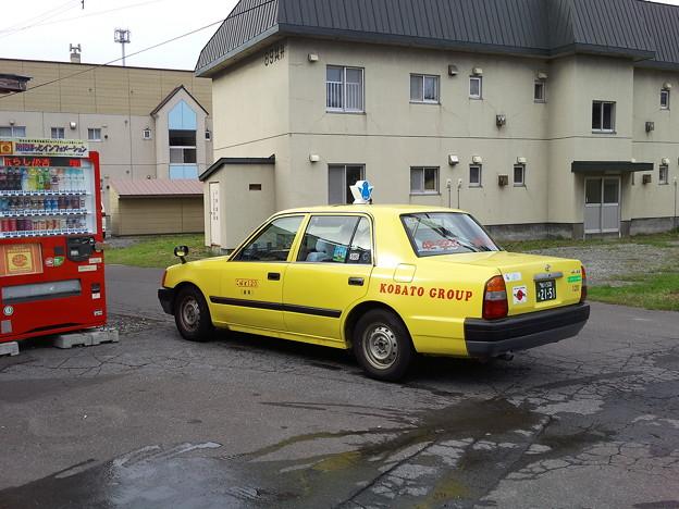 列車代行…タクシー!!