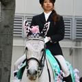 写真: 川崎競馬の誘導馬04月開催 桜Verその2-120409-03-large