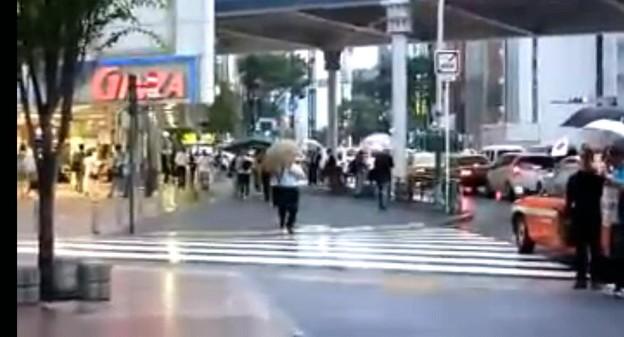 20100916そよ風街宣あず・鬼の相合傘2-開始8分頃