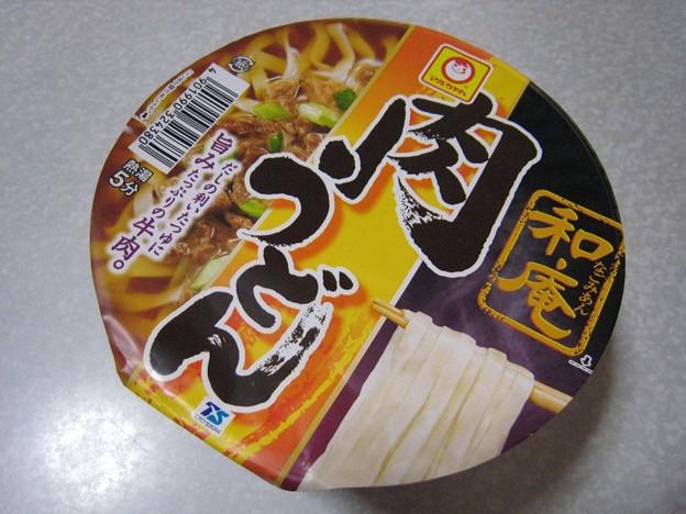 マルちゃん、和庵の肉うどん…