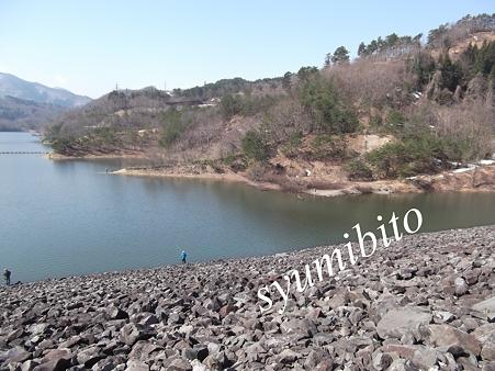 前川ダム 2012.4.15