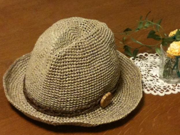 写真: アミアン帽子2