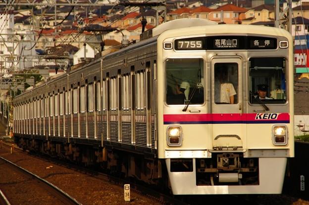 節電の影響で復活した京王線6両各停