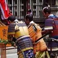 Photos: 侍三人衆