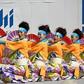 夢想漣えさし - かみす舞っちゃげ祭り2011