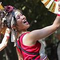 銀輪舞隊_14 - よさこい祭りin光が丘公園2011