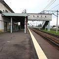 写真: 新旭川駅ホーム3
