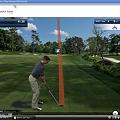 写真: Chromeアプリ:WGTゴルフチャレンジ(方向変更)