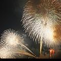 Photos: 遠目の花火