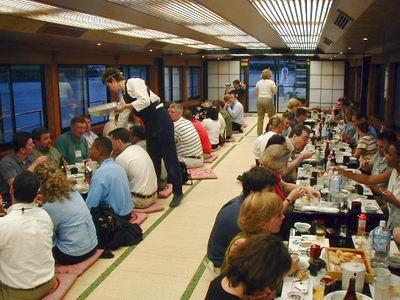 Photos: 海外からのお客様の楽しみ方