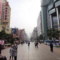 Photos: 師走の上海南京東路歩行街