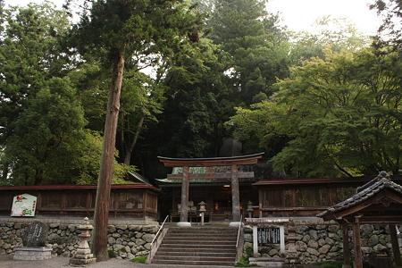 丹生川上神社・下社
