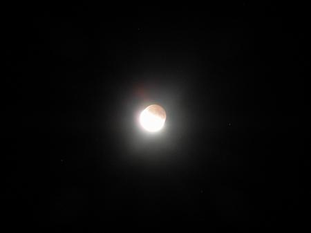 新しい月の誕生 DSCN0519