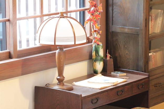 金子みすゞ の書斎