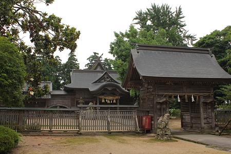 大神山神社・本社2