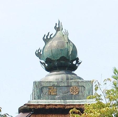 2011年07月03日_DSC_09411 善光寺 宝珠