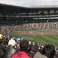 Photos: 【春のセンバツ】宮崎西高弾丸応援バスツアー32