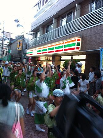 高円寺阿波踊り2011