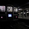 直江津駅 寝台特急日本海