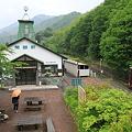 わたらせ渓谷鐵道 間藤駅
