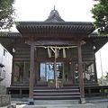 写真: 旧水戸街道 藤代宿 相馬神社