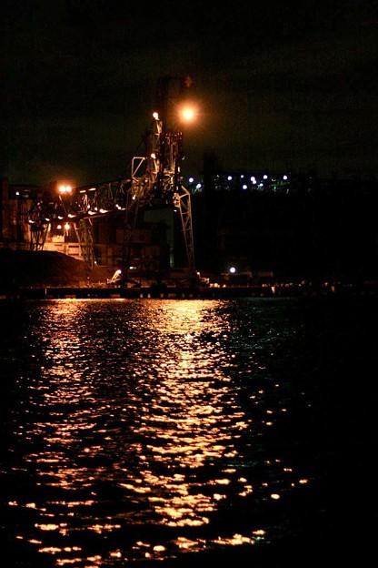 東京湾、工場夜景_6768