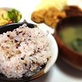 Photos: 雑穀ご飯が好き!