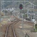 Photos: 竹原駅に停車中