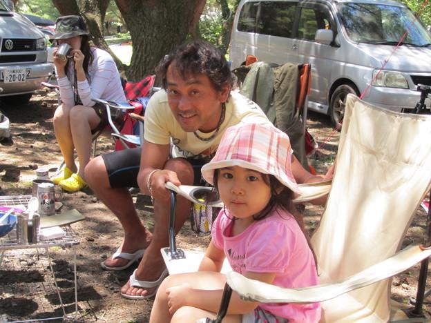 Photos: 2011海の日3連休本栖湖_026