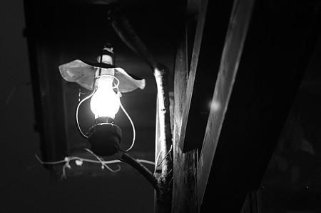 ランプBW