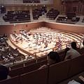 写真: 東京交響楽団第67回新潟定期演奏会セッティング