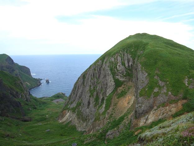 利尻島 桃岩です♪