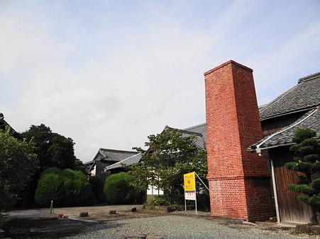 久留米市城島の酒蔵:菊菱