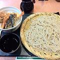Photos: 南郷信州庵 味定天丼(そば大盛り)