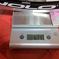 写真: ZONDA 2-Way Fit 前輪 671g