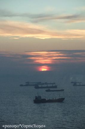 イスタンブールの朝焼け3