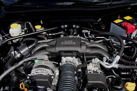 FA20エンジン