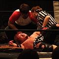 Photos: 竹田誠志vsMASADA  FREEDOMS 葛西純プロデュース興行 Blood X'mas 2011 (12)