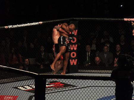 UFC 144 ランペイジ・ジャクソンvsライアン・ベイダー (4)