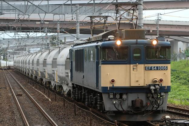 5767レ EF64 1006+ホキ