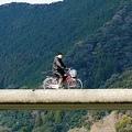 一本橋走行(自転車編)