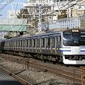 E217系@東船橋駅