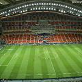 写真: スタジアムの中
