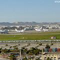 Photos: 飛行場が見える