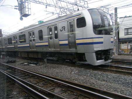 快速エアポート成田の車窓28