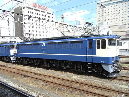 EF65-1103+EF64-36(八王子駅)4