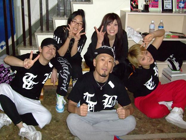 2012年、初ダンスレッスン♪
