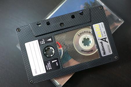 2011.11.14 机 カセットテープ National DU54 (HIGH)