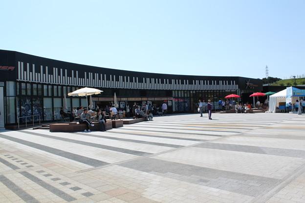 写真: 浜松サービスエリア
