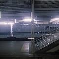 写真: CA20s-カートレイン、岡山駅